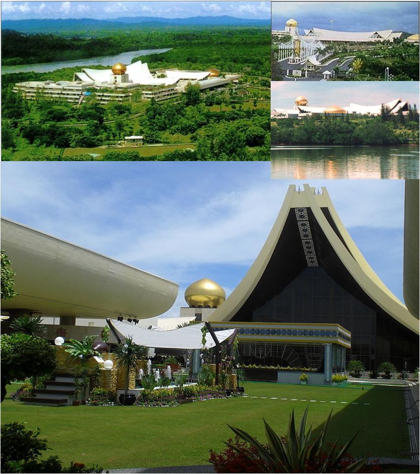 Sejarah Kesultanan Brunei Darussalam